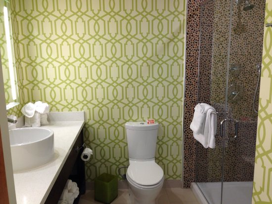 Hotel Indigo Anaheim : Bathroom