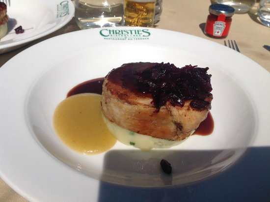 Christies: belly pork