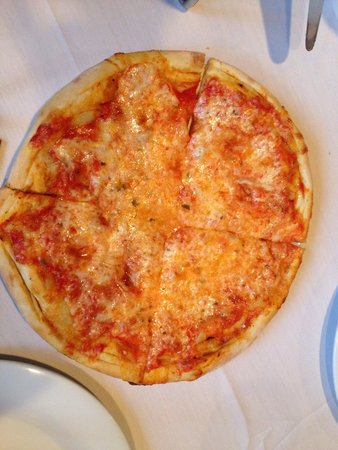 Ciao Italia Casual Italian : Small cheese pizza