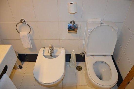 Quality Inn Porto: Bathroom