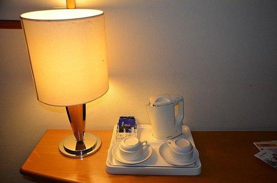 Quality Inn Porto: Tea-pot