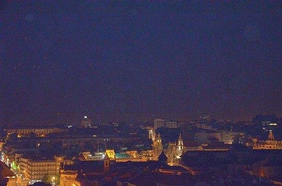 Quality Inn Porto: city view