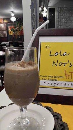 My Lola Nor's Meryendahan