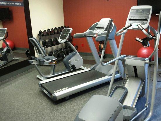 Hampton Inn Ft. Myers - Airport I-75 : Fitness Center