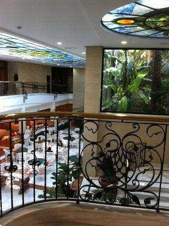 Hotel Continental: salle à manger
