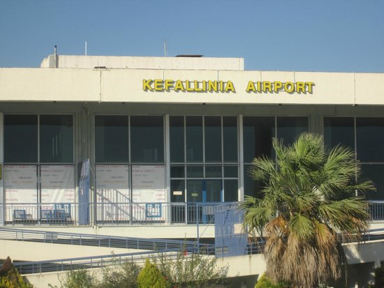 TUI Sensimar Tesoroblu Hotel & Spa: Kefalonia airport