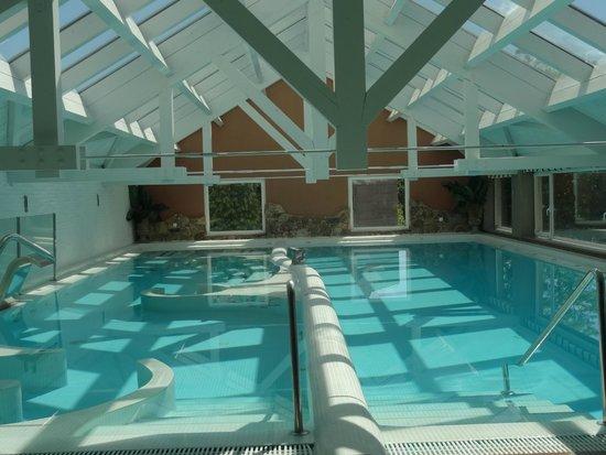 Hotel Spa Relais & Chateaux A Quinta da Auga: Mi mujer que es una experta en Spas y Balnearios del mundo entero.le pareció perfecto y boutique