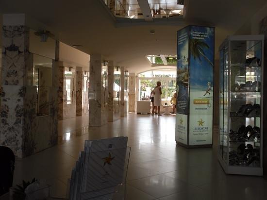 IBEROSTAR Ciudad Blanca: reception