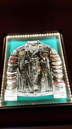 Le musée Rahmi M. Koç : Harley Davidson Ceketi