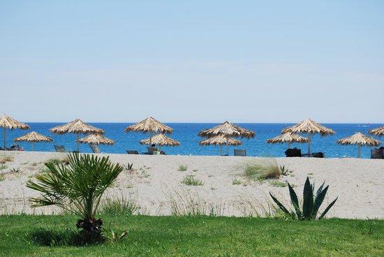 Castello Antico Beach Hotel: Beach