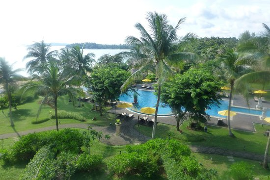 Angsana Bintan: View of paradise from room