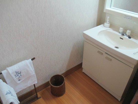 Shojoshin-in Temple : ванная комната