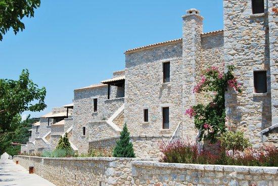 Castello Antico Beach Hotel: castello antico