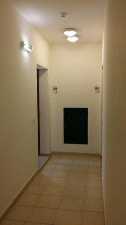 Cerro Mar Atlantico Touristic Apartments: Hallway