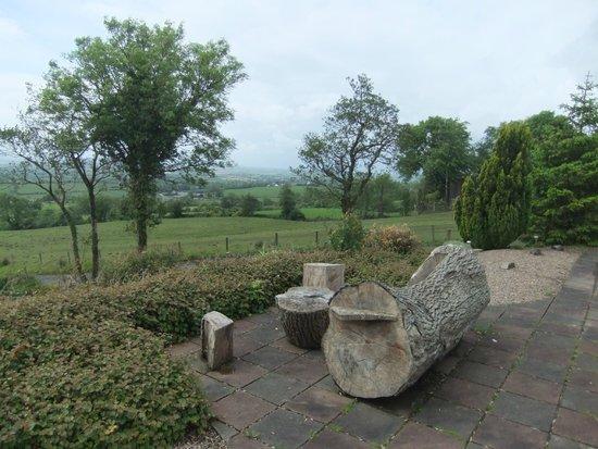 Golden Hill Guest House: Mooi uitzicht!