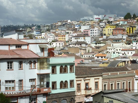Quito Old Town: scorcio