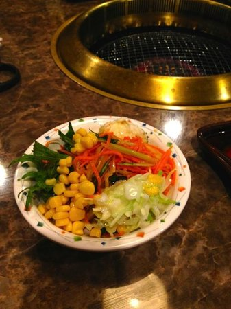 Authentic Charcoal Grilled Beef Den Adachi Shikahama