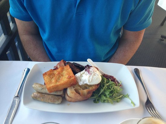 Spicers Balfour Hotel : Breakfast