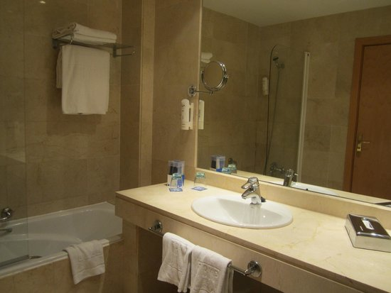 Tryp Malaga Alameda Hotel: Double room