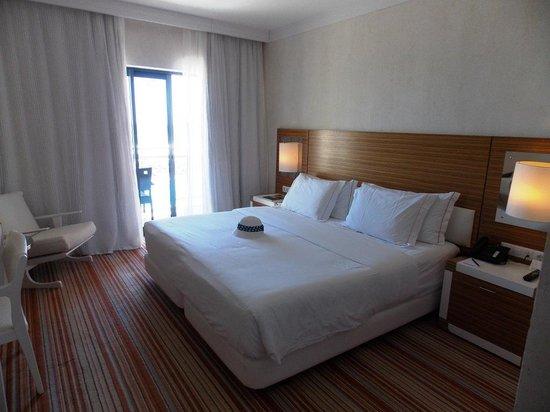 Real Marina Hotel & Spa: Main bedroom