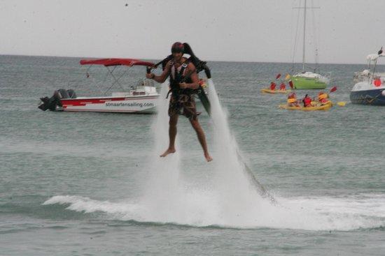 Body Jet Xtreme: Let's Go Higher Bobby