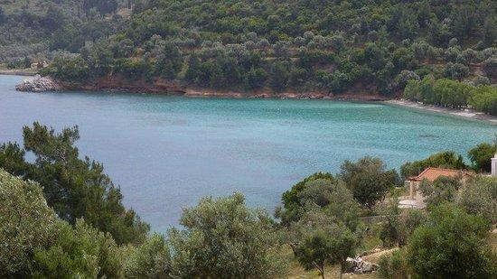 Petra Mare Village: walk to kerveli