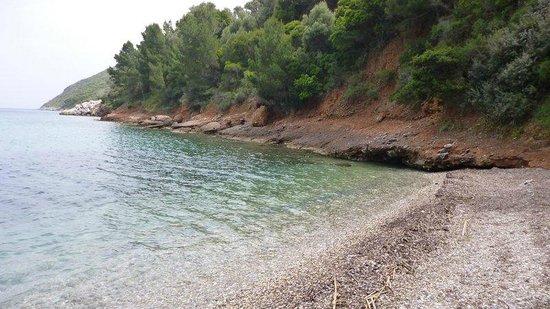 Petra Mare Village: beach kerveli