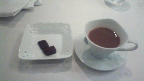 Ristorante Per Amor di Carissima: コーヒー&クッキー