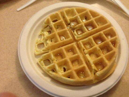 كوست سايد إن: Breakfast