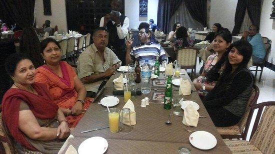 Anghiti Restaurant: Dinner...