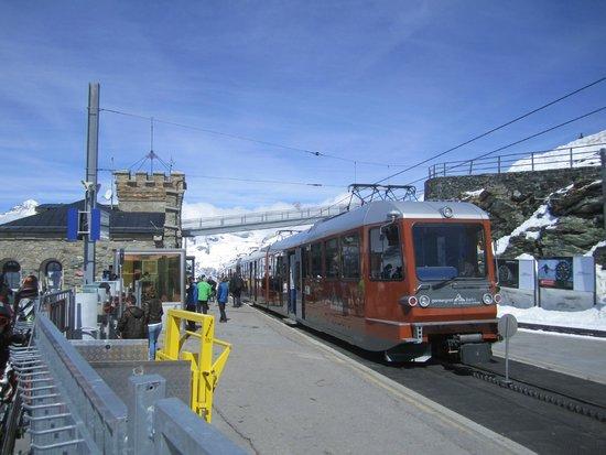 Gornergrat Bahn : Gornergrat