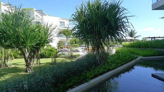 Sheraton Bali Kuta Resort: View from balcony