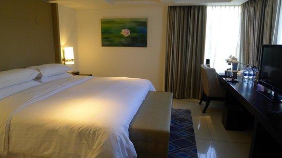 Sheraton Bali Kuta Resort: The bedroom
