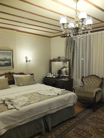 Oba Hotel: Room