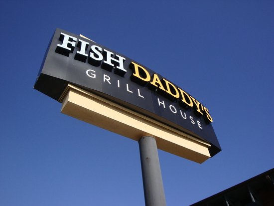 Front of fish daddys picture of fish daddy 39 s grill house for Fish daddy s