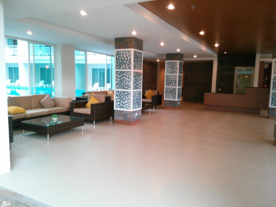 Chanalai Hillside Resort : Reception