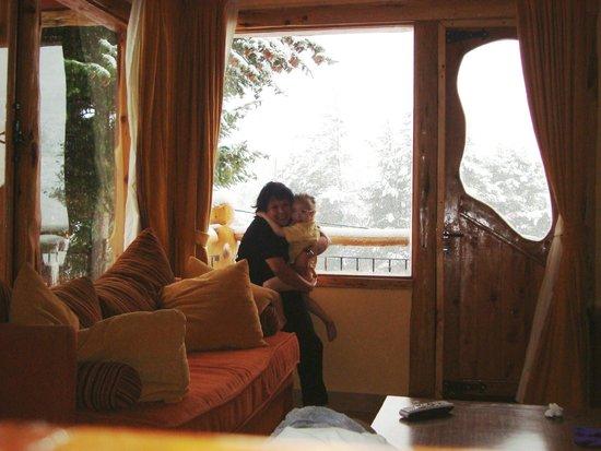 Posadas Aurelio: Habitacion confortables, amplias.