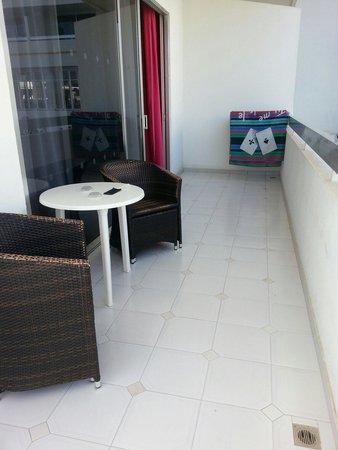Sunprime Coral Suites And Spa: Balconi