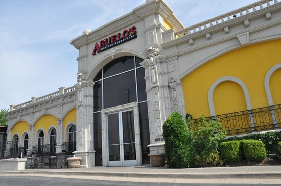 Abuelo's: Abuelo's Mexican Food