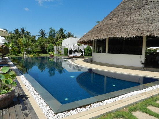 Navutu Dreams Resort & Wellness Retreat: piscine