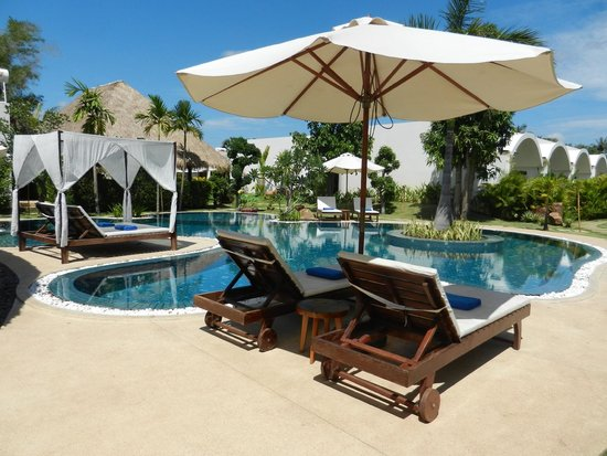 Navutu Dreams Resort & Wellness Retreat: troisième piscine