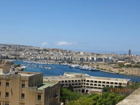 The Phoenicia Malta: vista dalla camera