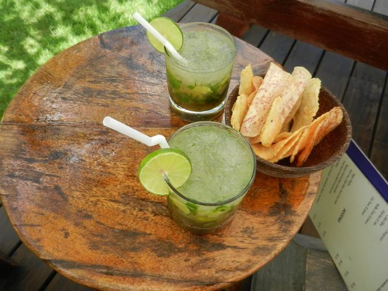 Navutu Dreams Resort & Wellness Retreat: Mojitos