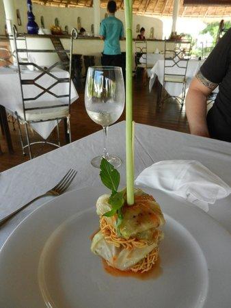 Navutu Dreams Resort & Wellness Retreat: repas midi