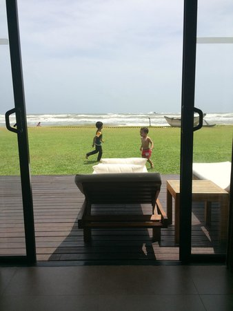 The Surf Hotel: Kids having fun