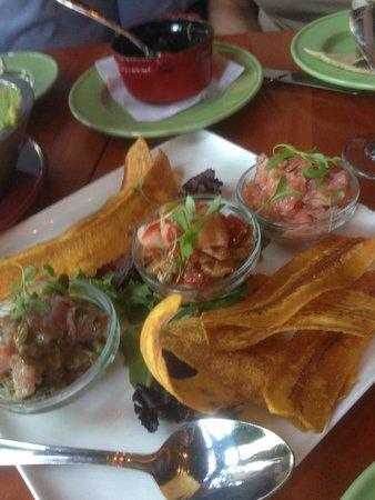 Reposado Restaurant : excellent appetizer
