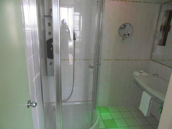 Mercure Limoges Royal Limousin Hotel : Shower 111