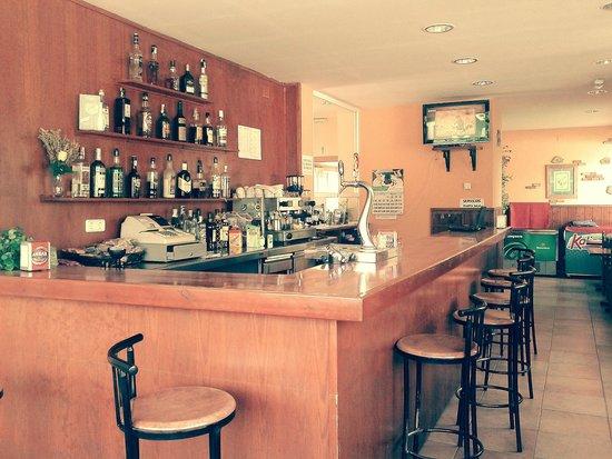 Hostal El Rebos de Campo: El Bar