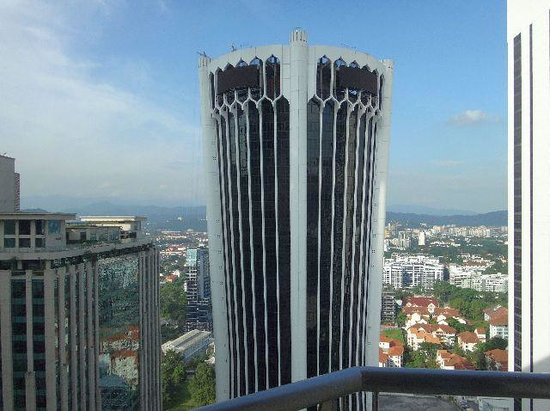 PNB Perdana On The Park : View from room