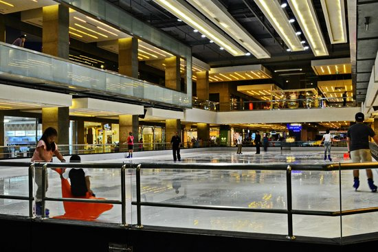 CentralWorld : Central World Plaza